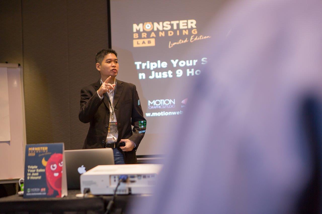 Motion Branding Monster Branding Lab Workshop Series 002